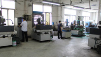 HHC Precision NC Wire-cut Machine